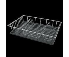 Egouttoir à vaisselle Colonia Plus - Métaltex - Revêtement polytherm - Objet à poser