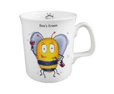 the compost heap tasse en porcelaine anglaise bee's knees - Petit-déjeuner