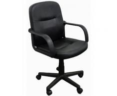 Fauteuil De Bureau Cador Noir - Sièges et fauteuils de bureau