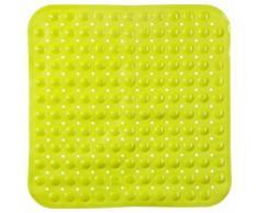 Tapis de fond de douche - Vert anis - Accessoires de bain