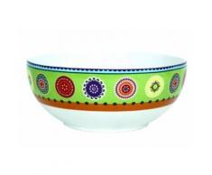 QUID 4060195 SALADIER CARACAS VERT GAMME EXCELLENCE GRÈS 23 CM - vaisselle