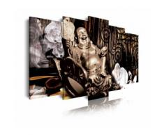 Tableau moderne sur toile. Zen - feng shui - Décoration murale