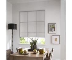 Store Enrouleur Occultant Uni Rouge - 120 x 190cm - Fenêtres et volets