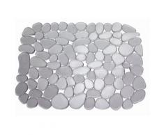 Tapis d'évier galets découpable - InterDesign - Fond d'évier antidérapant - Ustensiles