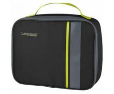 Sac isotherme lunch kit noir/lime - 158883 THERMOCAFE BY THERMOS - Conservation