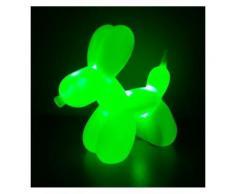Veilleuse crazy dog - Chien ballon - Vert - Lampes