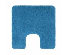 SPIRELLA Contour WC HIGHLAND 55x55 cm - Bleu cyan - Linge de bain