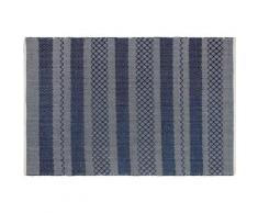 Tapis intérieur extérieur Mir bleu 180 x 120 cm 180 x 120 cm - Tapis et paillasson