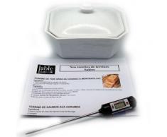 Coffret terrine à foie gras Table&cook 011337 - platerie, service
