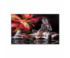 Tableau toile décoration zen sérénité - Décoration murale