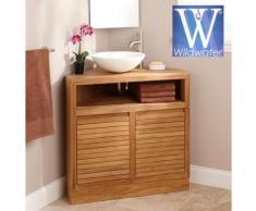 meuble sous-vasque » acheter meubles sous-vasque en ligne sur livingo - Placard D Angle Salle De Bain