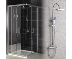Pommeau de douche moderne à température constante - Accessoires salles de bain et WC