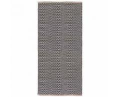 Tapis ak collection 100% coton antiderapant lozenga 1350gr/m² - Tapis et paillasson