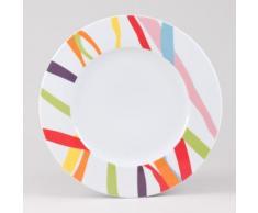 Table Passion - Plat 32 Cm Ruban - vaisselle