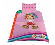 Everythings Rosie - Parure de lit simple - Enfant (Lit simple) (Rose) - UTMS286 - Linge de lit