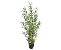 Plante artificielle - Bambou - H 120 cm - Objet à poser