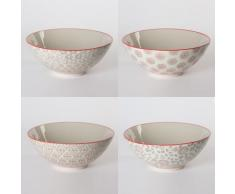 Table Passion - Mini Saladier 23 Cm Rio Assortis (1) - vaisselle