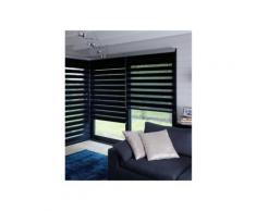 Store Enrouleur Jour Nuit Must 150 x 220cm - Noir - Fenêtres et volets