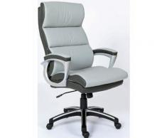 Fauteuil De Bureau Cool Blanc Cassé Et Beige - Sièges et fauteuils de bureau