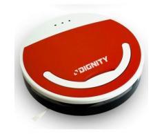 Dignity irs - 01 aspirateur robot aspirateur -bordeaux hdditoairs01red - Aspirateur et Nettoyeur
