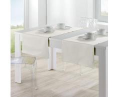 Chemin de Table Soft ivoire 50 x 170 cm Winkler - Linge de table