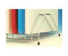 Rack égouttoir professionnel pour 6 planches à découper. Facilite le rangement et la préhension. - Ustensiles