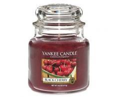 Yankee candle 1129752 bougie parfumée nuit de noël rouge - Accessoires de rangement