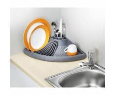 Égouttoir à vaisselle en angle - Accessoires préparation culinaire