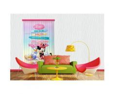 AG Design fCC l/4107 Rideau Voilage Chambre d'enfant Disney Mickey Mouse - Objet à poser