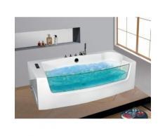BAIGNOIRE BALNEO Dorado HAUTE BAIN TOURBILLON MASSANTE 180 x 90 cm SPA - Installations salles de bain
