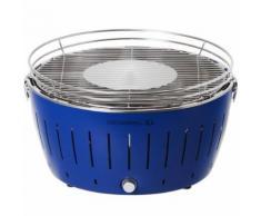 LotusGrill Grill, Charbon de bois, Grille, Bleu - Accessoires appareil de cuisson