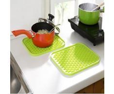 Alpexe Gants repose plat pour casseroles et Four anti chaleur - Autres