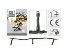 Eclairage LED 120 lampes blanc chaud intérieur / extérieur - Objet à poser