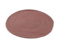 Aubry Gaspard - Set de table rose poudré (Lot de 6) - platerie, service