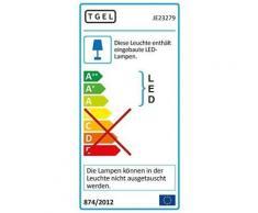 Jedi lighting olivine idual 345 lm 1423279 télécommande avec 3 ampoules - Appliques et spots