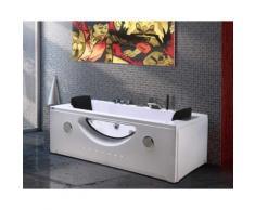 BAIGNOIRE BALNEO MASSANTE - ANGLE HAUTE - BAIN TOURBILLON - mod HARMONY - Installations salles de bain