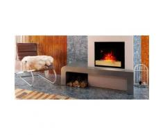 Cheminee electrique Fire Wood 2000W - Lampes
