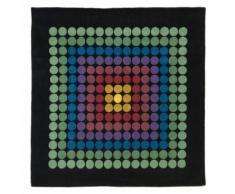 tapis carré vp08 250cm verner panton - Tapis et paillasson