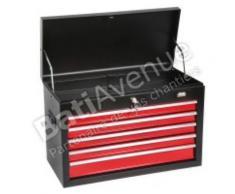 Coffre vide 5 tiroirs Sam Outillage-SAM-522-SCV - Rangement de l'atelier