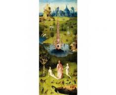 Jérôme Bosch Papier Peint Photo/Poster - Le Jardin Des Délices, 1500, 1 Partie (100x250 cm) - Décoration murale