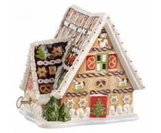 Villeroy & Boch - Christmas Toys Maison pain d'épices av. boîte à musique 16x13x16cm - vaisselle
