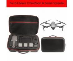 Imperméable à l'eau portable sac de rangement de transport pour DJI 2 Pro Mavic / Zoom & Smart - Accessoires pour drones