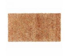 Tapis shaggy beige poil long 80x150 cm TAP06048 - Tapis et paillasson