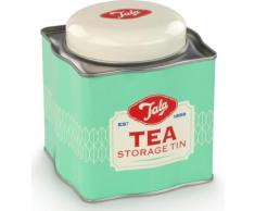 Boîte à thé vintage - Conservation