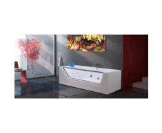 BAIGNOIRE BALNEO MASSANTE - ANGLE HAUTE - BAIN TOURBILLON - mod PACHA - Installations salles de bain