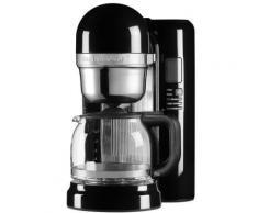 Kitchenaid 5kcm1204eob Cafetiere Filtre Programmable - 1100 W - 1,70 L - Noir - Expresso et cafetière
