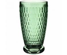 Verre à soda/bière Green - Boston Coloured par Villeroy & Boch - Verrerie