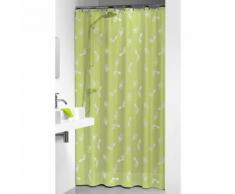 Sealskin rideau de douche Amy Vert citron - Accessoires salles de bain et WC