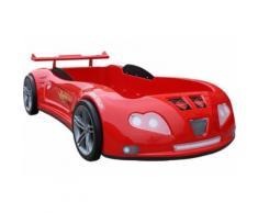 Lit enfant voiture sport Airfree - rouge - Cadre de lit