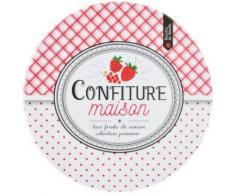 Dessous De Plat Mélamine Thème Confiture Fruit Rouge Fraise Framboise - Autres